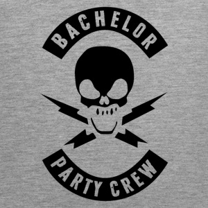 BACHELOR PARTY CREW PATCH Sportbekleidung - Männer Premium Tank Top