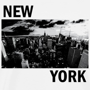 NEW YORK 01 - T-shirt Premium Homme
