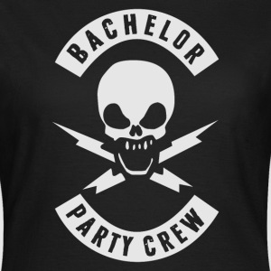 BACHELOR PARTY CREW PATCH T-Shirts - Frauen T-Shirt