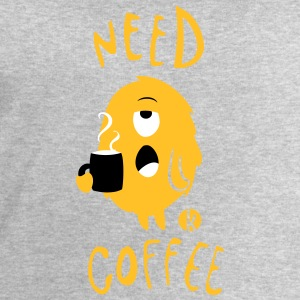 Need Coffee Monster Pullover & Hoodies - Männer Sweatshirt von Stanley & Stella