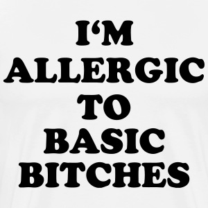 Allergic T-Shirts - Men's Premium T-Shirt