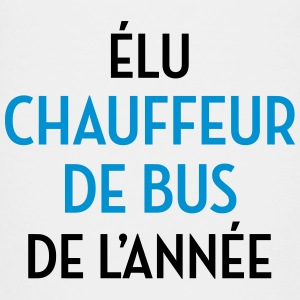 Bus / Conducteur / Travail / Métier / Job Tee shirts - T-shirt Premium Ado