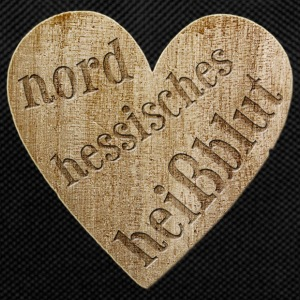 Love - nordhessisches Heißblut Bags & Backpacks - Backpack