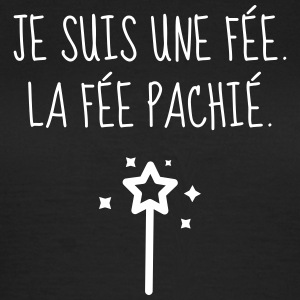 Fée - Fille - Citation - Humour - Comique - Fun Tee shirts - T-shirt Femme