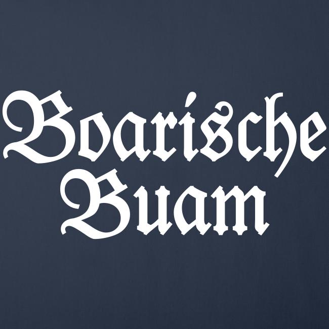 Boarische Buam Bayern Kissenbezug