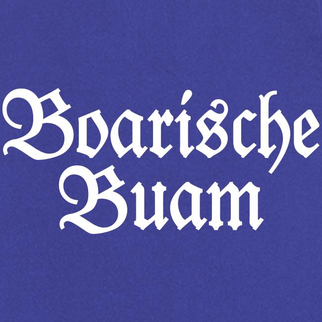 Boarische Buam Bayern Schürze