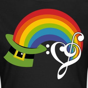 Irish Music T-Shirts - Frauen T-Shirt