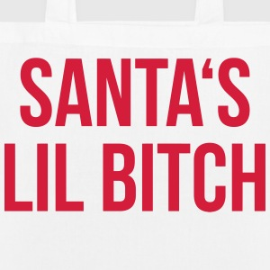 Christmas bitch Bags & Backpacks - EarthPositive Tote Bag