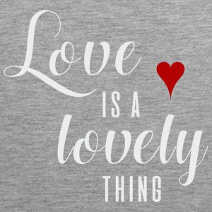 LOVE IS A LOVELY THING Sportbekleidung - Männer Premium Tank Top