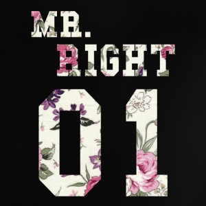 MR. RIGHT! (Partner shirt 2of2) Baby Shirts  - Baby T-Shirt