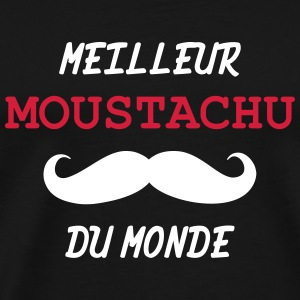 Moustachu / Moustache / Hipster / Barbu / Barbe Tee shirts - T-shirt Premium Homme