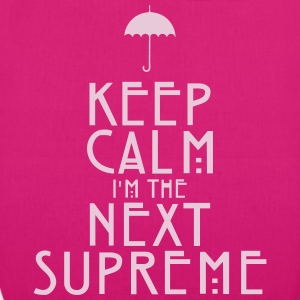 Keep Calm I'm The Next Supreme Bags & Backpacks - EarthPositive Tote Bag