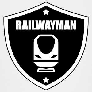 Railway Railwayman Cheminot Train Eisenbahn Shirts - Teenage Premium T-Shirt