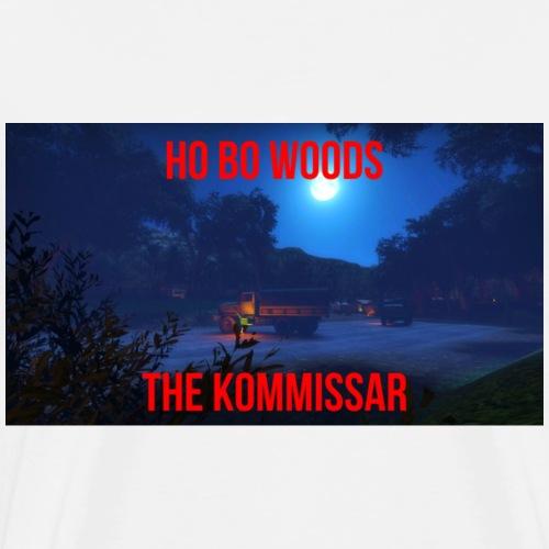 Ho Bo Woods Text