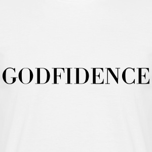Godfidence T-Shirts - Men's T-Shirt