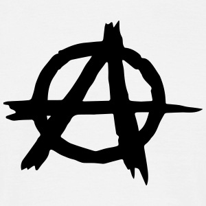 A Symbol (Anarchy) T-Shirts - Men's T-Shirt
