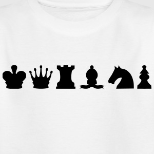 Chess Pieces Shirts - Kids' T-Shirt