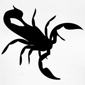 Scorpion Silhouette (Scorpio Star Sign) T-Shirts - Women's T-Shirt