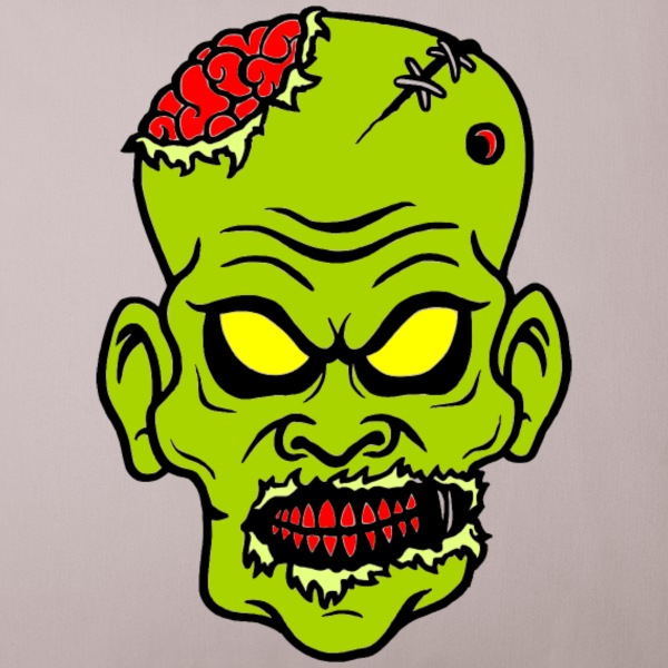 Zombie Other - Sofa pillow cover 44 x 44 cm