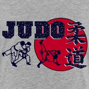 Tee shirt action  JUDO sport enfant - T-shirt Premium Enfant