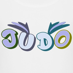 T-SHIRT ENFANT 'JUDO BUBBLE - T-shirt Premium Enfant