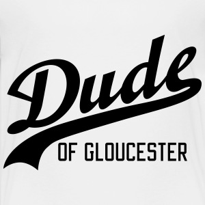 Dude of Gloucester T-shirts - Teenager premium T-shirt