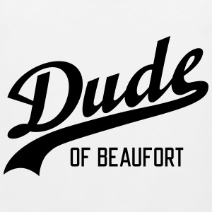 Dude of Beaufort Sportsklær - Premium singlet for menn
