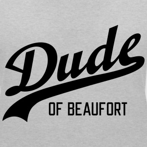 Dude of Beaufort T-Shirts - Women's V-Neck T-Shirt