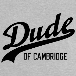Dude of Cambridge Camisetas Bebés - Camiseta bebé