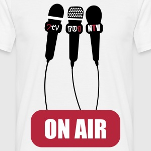 On Air Youtuber Shirt  - Men's T-Shirt