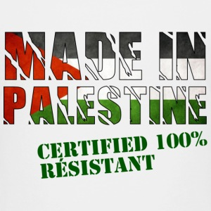 T-shirt enfan | Made in Palestine - 100% résistan - T-shirt Premium Enfant