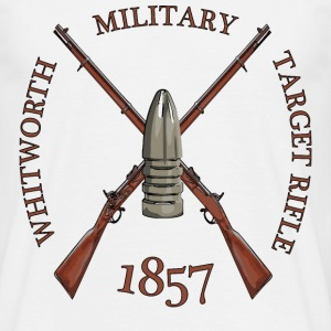 MILITARY TARGET RIFLE T-shirts - T-shirt herr