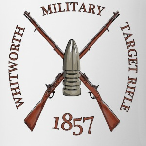 MILITARY TARGET RIFLE Mugs & Drinkware - Mug