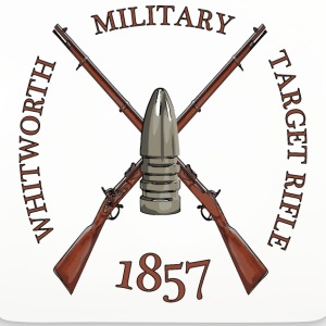 MILITARY TARGET RIFLE Mugs & Drinkware - Coasters (set of 4)