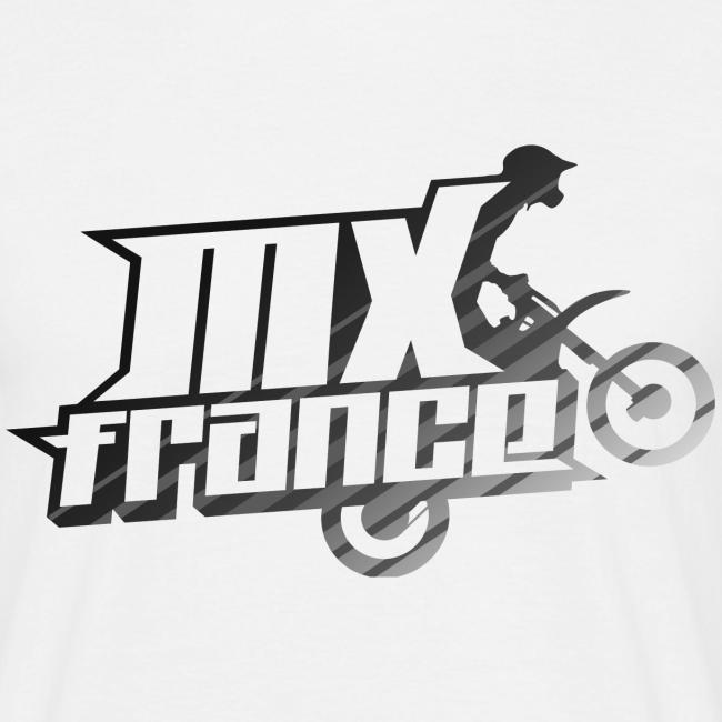 Logo Tilt Stripes