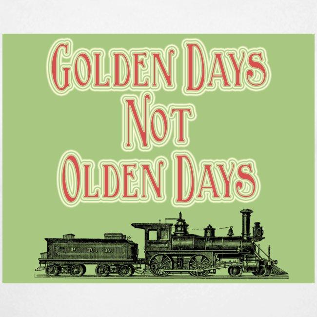 Golden Days - Baby one-piece