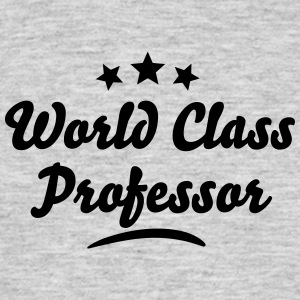world class professor stars - Men's T-Shirt