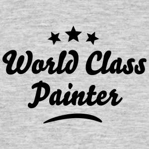 world class painter stars - Men's T-Shirt