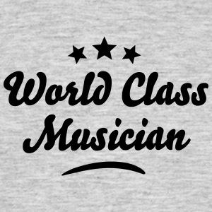 world class musician stars - Men's T-Shirt