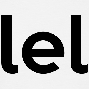 lel T-Shirts - Men's T-Shirt
