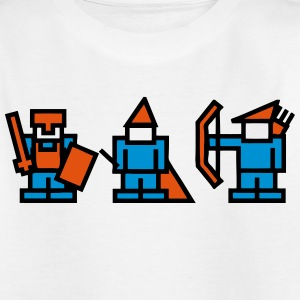 Warrior, Wizard, Ranger Shirts - Kids' T-Shirt