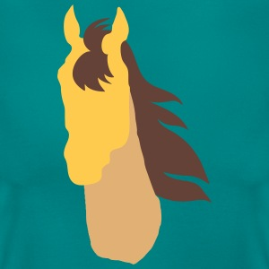 Horse Drawing Art T-Shirts - Women's T-Shirt