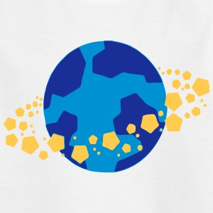 Icy Planet Shirts - Kids' T-Shirt