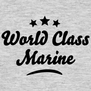 world class marine stars - Men's T-Shirt