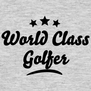 world class golfer stars - Men's T-Shirt