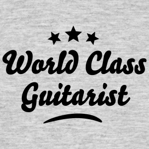 world class guitarist stars - Men's T-Shirt