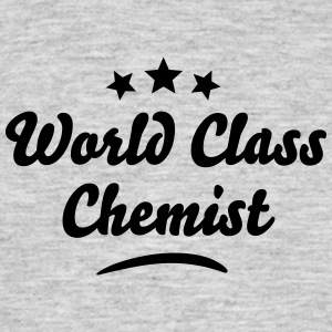 world class chemist stars - Men's T-Shirt