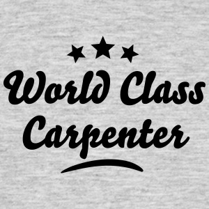 world class carpenter stars - Men's T-Shirt