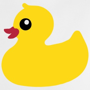 Rubber Ducky Icon Baby Shirts  - Baby T-Shirt