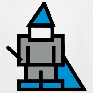 Pixel Game Wizard Shirts - Kids' T-Shirt